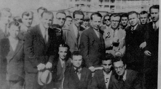 Atsız, Sabahattin Ali tarafından mahkemeye verilir. 26 Nisan 1944'te Ankara'da başlayan ilk mahkeme, dönemin gençleri tarafından hınca hınç doldurulur. Mahkeme, 3 Mayıs 1944'e ertelenir.