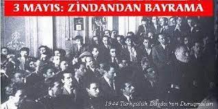 Gösterilere katılan milliyetçi gençler; birer birer tespit edilip toplanıp hapishanelere atılmıştır.