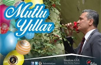 Başkan Gül'den Yeni Yıl Mesajı!