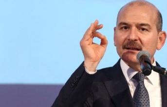 """Soylu'dan Kılıçdaroğlu'na: """"Tamamen İftira!"""""""