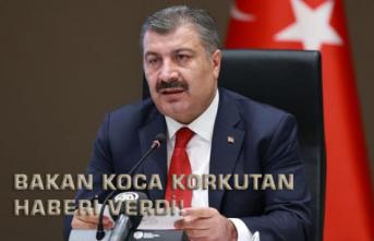 Bakan Koca Korkutan Haberi Verdi: Mutasyon Türkiye'ye de Sıçradı!