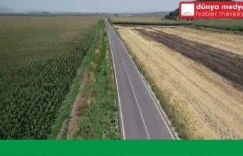 Hatay'da Çiftçiler için Üretim Yolu Tekrar Onarıldı!