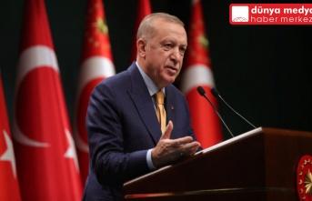 Cumhurbaşkanı Erdoğan Kabine Kararlarını Açıkladı