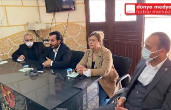 MHP Kırıkhan Teşkilatı   Olağan Yönetim Kurulu Toplantısını   Gerçekleştirdi