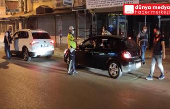 Arsuz'da  Gece Boyu Asayiş Uygulaması!