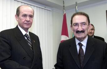 MHP Lideri Bahçeli'den Bülent Ecevit Açıklaması!