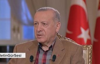 CUMHURBAŞKANI ERDOĞAN'DAN   TALİBAN AÇIKLAMASI!