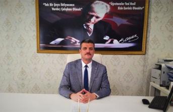 HATAY MİLLİ EĞİTİM MÜDÜRLÜĞÜ'NE   MESUT ÇERKO ATANDI!