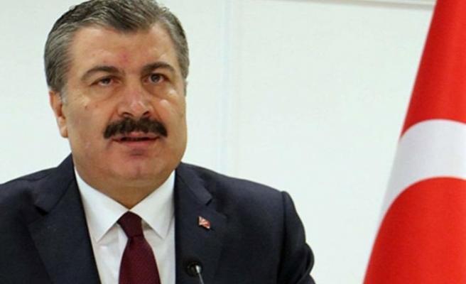"""Bakan Koca'dan """"Çin'den gelen kitlerin parasını Atatürk ödedi"""" iddiasını çürüten sözler"""