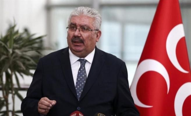 MHP'den Fatih Altaylı ve Habertürk TV'ye sert tepki