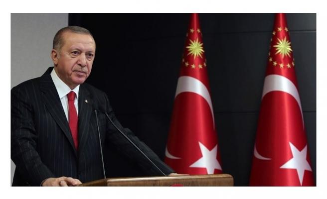"""Son Dakika : Cumhurbaşkanı Erdoğan: """"ASIL BÜYÜK MÜCADELEMİZ SALGIN SONRASINDA BAŞLAYACAKTIR."""""""