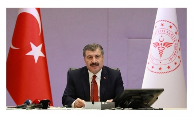 Türkiye'de koronavirüsten ölenlerin sayısı 76 artarak 725'e yükseldi