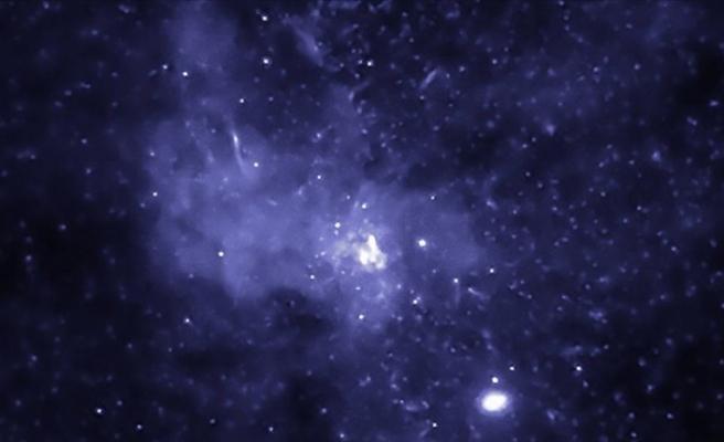 Gök bilimciler, daha önceden hiç gözlenmeyen astronomik bir nesne keşfetti!