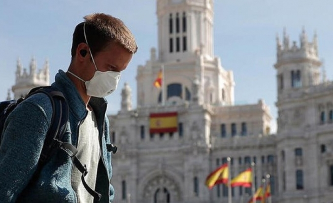 İspanya'da son 24 saatte koronavirüsten ölüm rapor edilmedi
