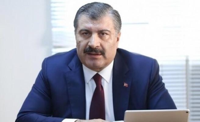 """Sağlık Bakanı Koca: """"Tedbir azaldıkça, tehdit artıyor!"""
