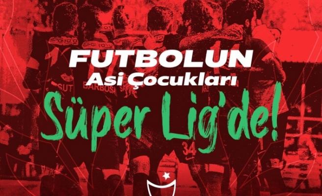 SON DAKİKA | TFF 1. Lig'de Hatayspor şampiyon! Süper Lig'e yükselen ilk takım…
