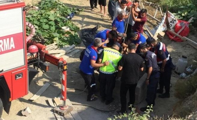 Adana'da kuyu faciası! Aynı aileden dört kişi hayatını kaybetti