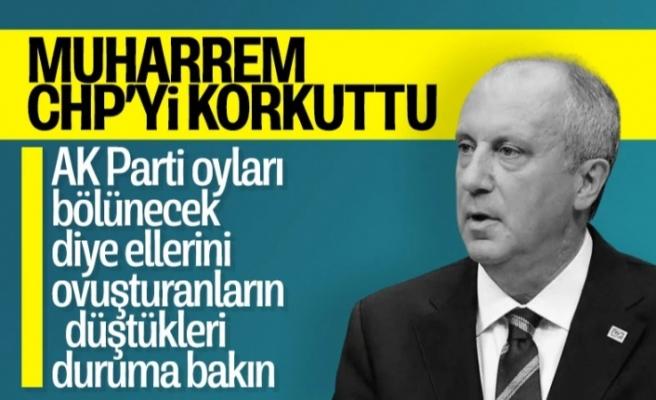 İnce'nin parti kuracağı iddiaları CHP'yi karıştırdı