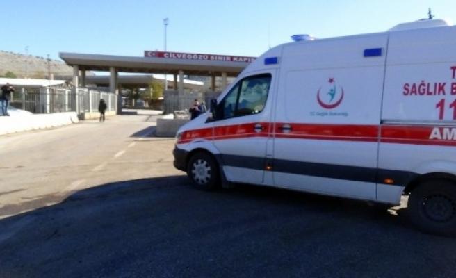 Afrin'de görev yapan sağlık çalışanlarına moral ziyareti