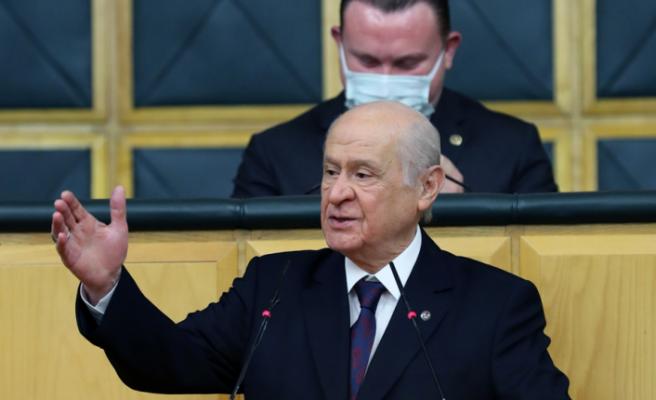 Bahçeli: Bugün Türkiye'de devlet krizi değil muhalefet siyasi ahlak ve CHP krizi vardır