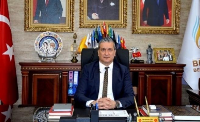 Belen Belediye Başkanı Gül'ün Kovid-19 testi pozitif çıktı