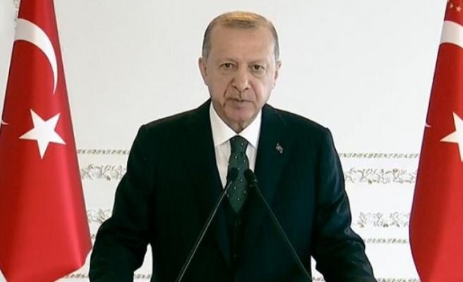 Cumhurbaşkanı Erdoğan'dan Kısıtlamalarla İlgili Yeni Açıklamalar!