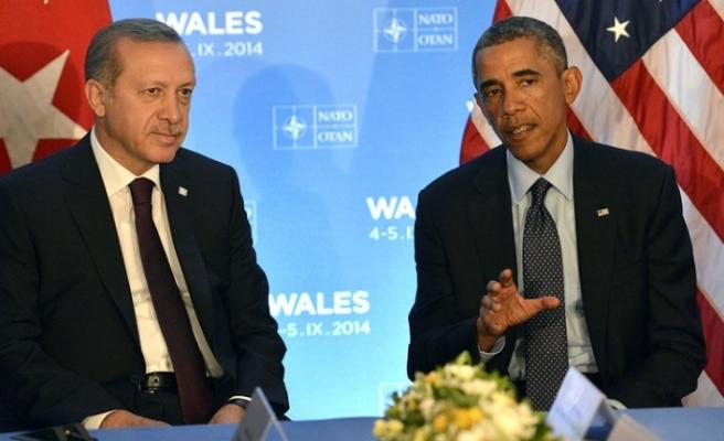 Obama, yeni kitabında Erdoğan'dan bahsetti