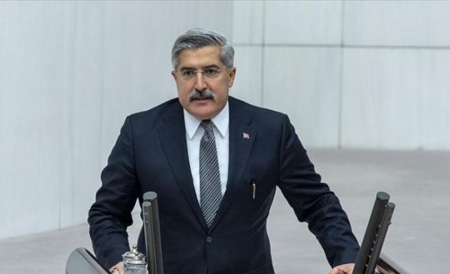 """Ak Parti Milletvekili Hüseyin Yayman: """"Bizim davamız, Türkiye'yi 2030, 2053 hedeflerine ulaştırma davasıdır"""""""