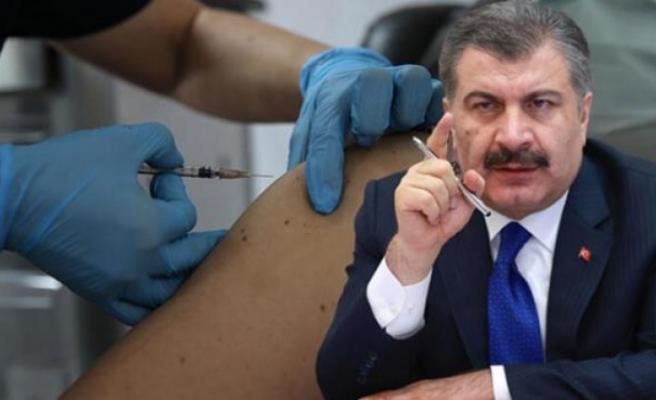 Bakan Koca Yanıtladı! BionTech Aşısı Belli Kişilere Mi Yapılacak?