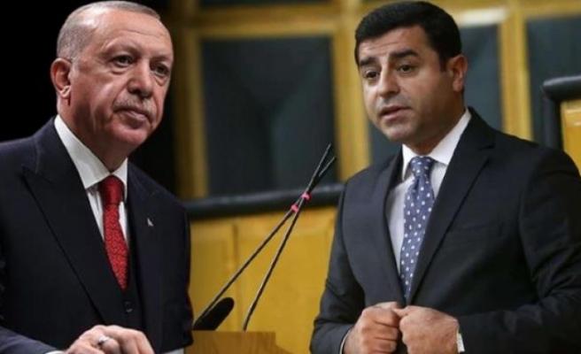 Erdoğan'dan AİHM Kararına Sert Tepki!