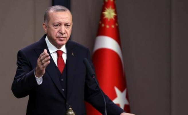 """Erdoğan'dan Trump'a """"Saygısızlıktır!"""""""