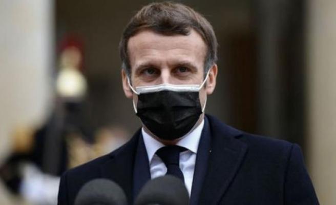 Fransa Lideri Macron Koronavirüse Yakalandı!