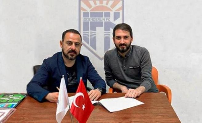 İskenderun FK, teknik direktör Can Güven ile anlaştı