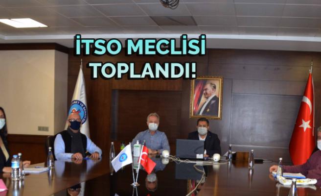 İTSO Meclisi Toplandı!