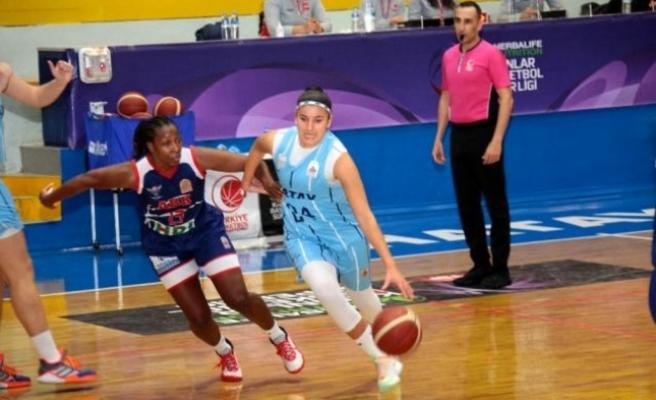 Kadınlar Basketbol Süper Ligi: Hatay Büyükşehir Belediyespor: 68 Büyükşehir Belediye Adana: 58