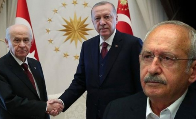 Kılıçdaroğlu'na Göre Cumhur İttifakı Bozulabilir!