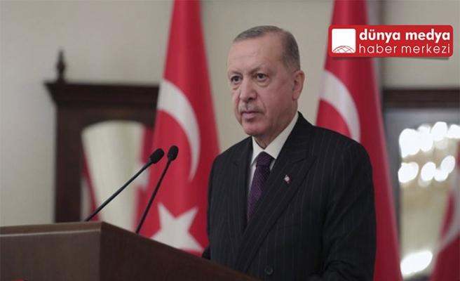 """Erdoğan Telegram'dan Vatandaşlara Seslendi: """"Hep birlikte tedbir almamız gerekiyor."""""""