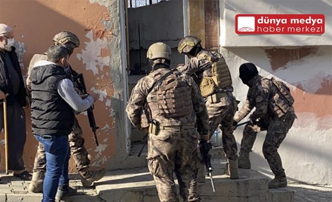 İskenderun'da 400 polis ile Narkotik Operasyonu!