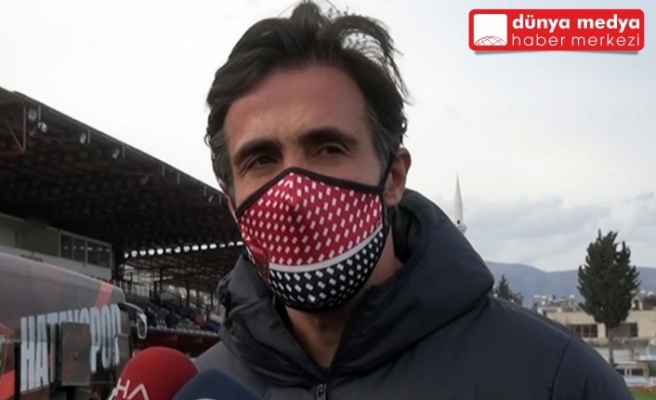 """Ömer Erdoğan: """" """"Başakşehir maçında dikkatli olmamız gerekiyor"""""""