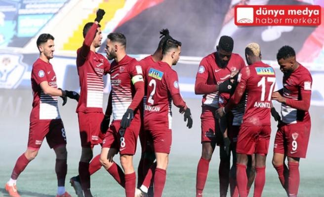 Atakaş Hatayspor'un Ligdeki İyi Formu Sürüyor!