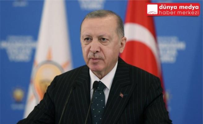 Cumhurbaşkanı Erdoğan'dan Gara Mesajı!