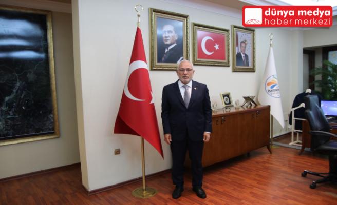 Başkan Tosyalı'dan Kandil Mesajı