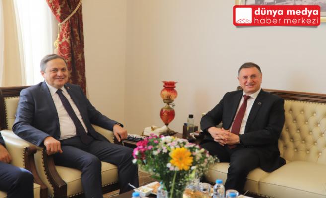 CHP Genel Başkan Yardımcısı Seyit Torun Hatay'da