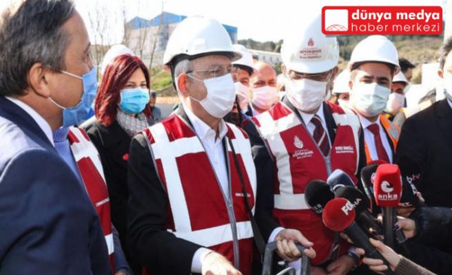 """CHP Lideri Kılıçdaroğlu: """"Güzel bir Türkiye inşa edeceğiz"""""""