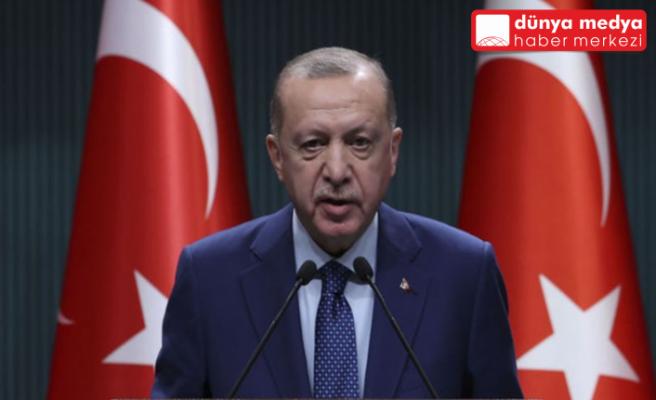 Cumhurbaşkanı Erdoğan BM Toplantısına Videolu Mesaj Gönderdi