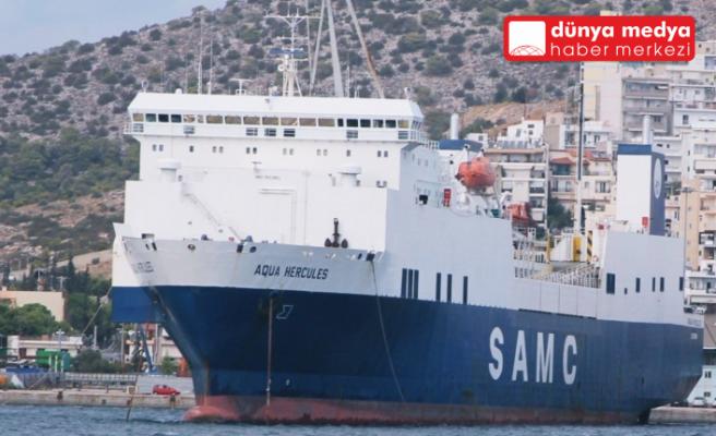 İSKENDERUN'DA Karaya Oturan Hayalet Gemiyi  Kurtarma Çalışmaları Başlıyor!