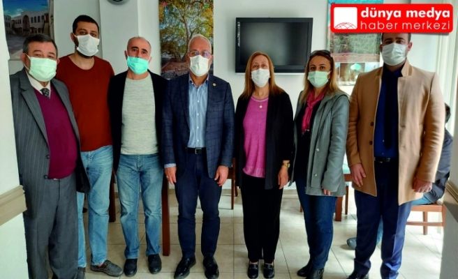İskenderun'da Kilis Kültür  Derneği Toplantısı Yapıldı