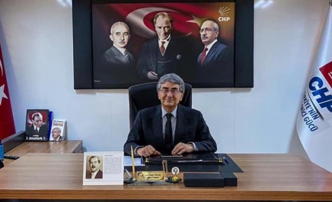 CHP Hatay İl Başkanı Parlar'dan   Nutuk Skandalına Tepki