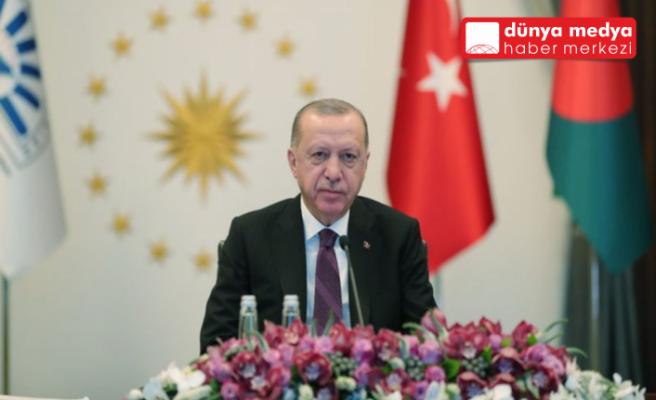 Cumhurbaşkanı Erdoğan   D-8 Teşkilatı   10.Zirve Toplantısına Katıldı!