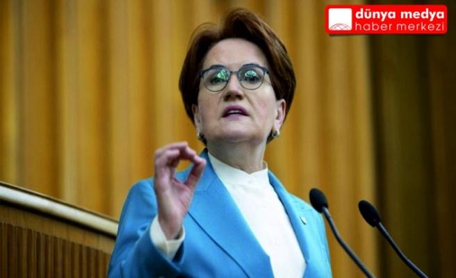 """İYİ Parti Lideri Akşener:   """"Aranıza girmeye niyetim yok"""""""
